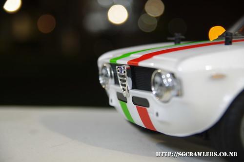Tamiya M06 Alfa Romeo Giulia Build - Boolean21's M-chassis 13740530414_41ea273b7e