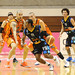 lnpfoto posted a photo:	Fileni Bpa Jesi vs Upea Capo D'Orlando, ventinovesima giornata, LNP Gold, Mays vs Borsato