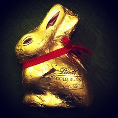 #chocolate #bunny - Happy #Easter! #picoftheday