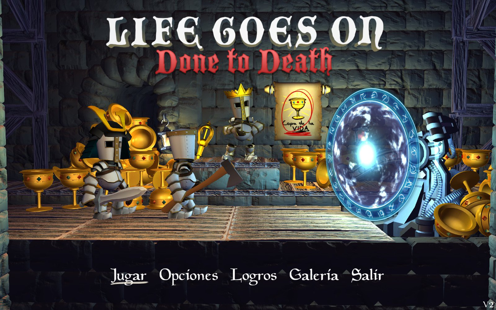 Life Goes On Done to Death 04