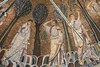 Puzzled Apostles, Hagia Sophia (Thessaloniki, Greece)