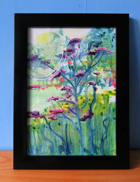Cobwebs&flowers