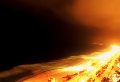 Noite na Barra da Tijuca
