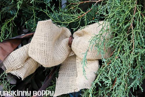 DIY Evergreen Christmas wreaths (9 of 16)