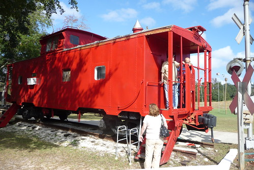 Caboose guesthouse