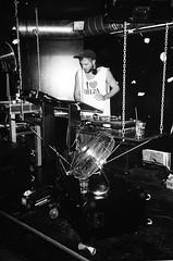 Fab playing at 'la Ruche'