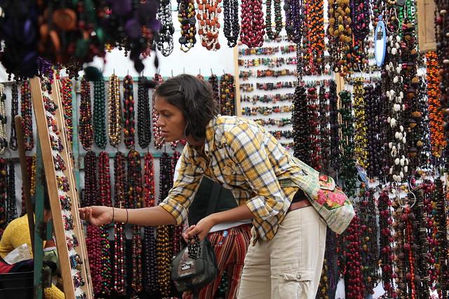 Market in San Cristobal, Chiapas