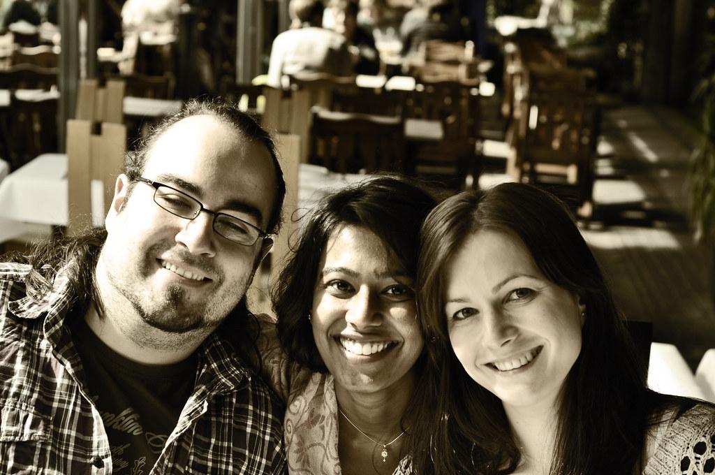 Sari, Al & me