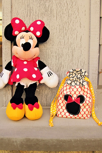 Minnie inspired bag