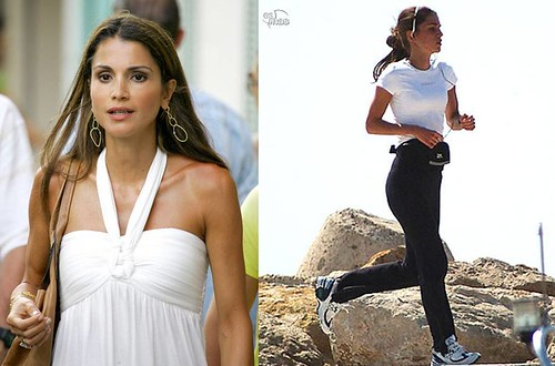 Rania-de-Jordania-reina-deportista