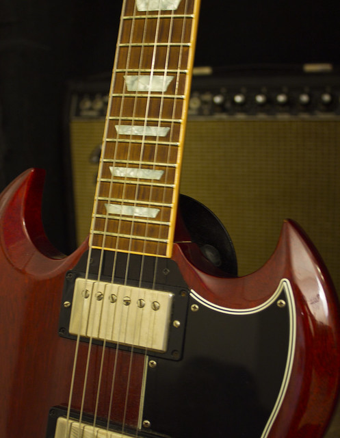 Photo:Gibson SG 61 Reissue By John W. Tuggle