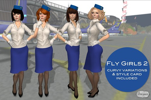 Fly Girls 2