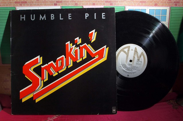 humble pie, smokin',