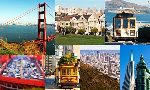 Photos of San Francisco
