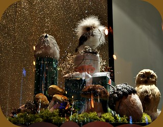 Cork Christmas Lights 2011 -Part of the Brown Thomas Window Display 094