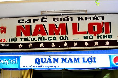 Nam Loi Hu Tieu Ca - Ho Chi Minh City