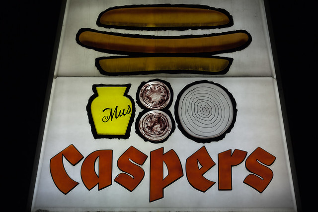 Caspers Hot Dogs Wiki