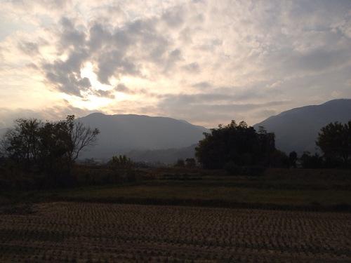 神々の里・高天原周辺を20kmほど『葛城古道ジョグ』