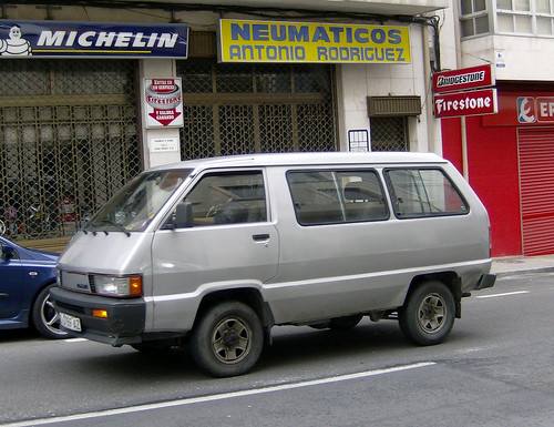 1983 Toyota Model-F DX