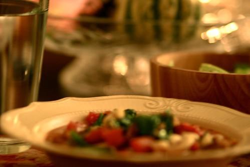 pasta & sausage soup1