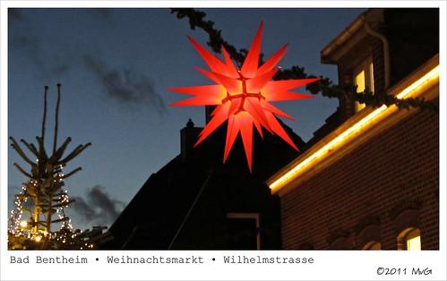 Bad Bentheim • Weihnachtsmarkt • Wilhelmstrasse by Marcel van Gunst