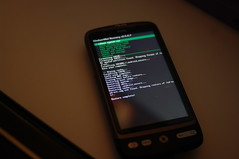 nandroid backup on HTC Desire