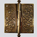"Price: $495/pair Dimensions: 6"" x 6"" (not including finials)   Material: cast-brass Finish: antique-brass, unlacquered    Please contact us for current availability (pricing subject to change).    <a href=""http://www.thedoorstore.ca"" rel=""nofollow"">www.thedoorstore.ca</a>"