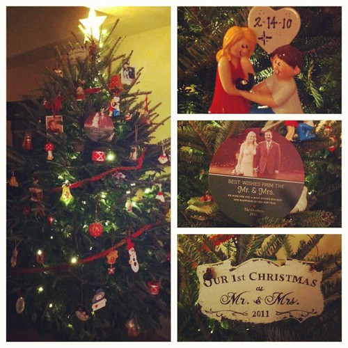 Some of my favorite recent #ornaments #christmastree