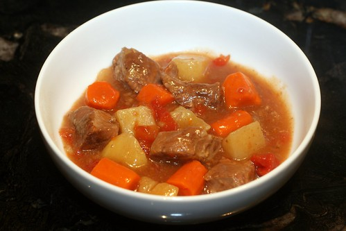 crockpot beef stew with cognac