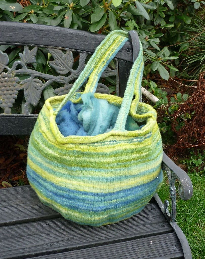Basket Bag Beyenburgerin Design