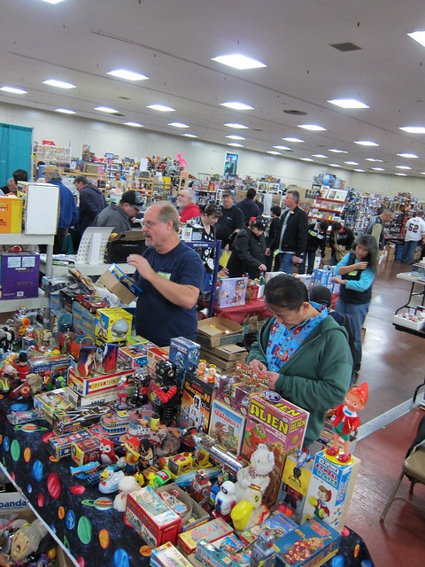 San Jose Super Toy Show 2011