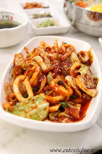 O Jing Eu Bokem, Ko Hyang Korean Country Delights