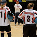 Small photo of Team USA Goalball visit East London