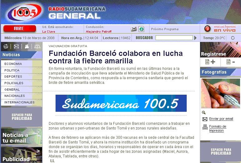 Site Radio Sudamerica 19-03-08