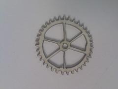 gear, circle,