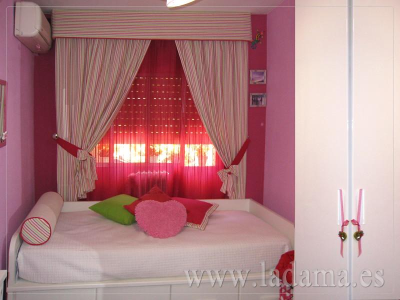 Cortinas modernas para dormitorios juveniles imagui - Cortinas modernas dormitorio ...