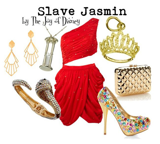 Inspired by: Slave Jasmine -- Aladdin