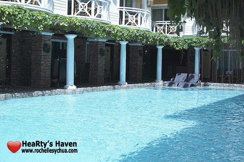 Boracay Mandarin Island Hotel Pool