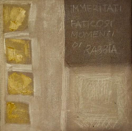immeritati faticosi momenti di rabbia by Irene Papini