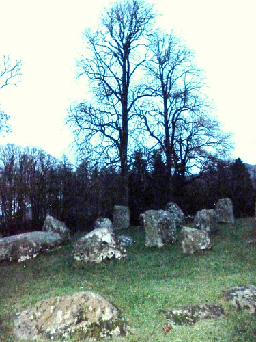 Croft Moraig, Stone Circle