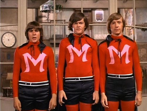 Monkees - Superheroes