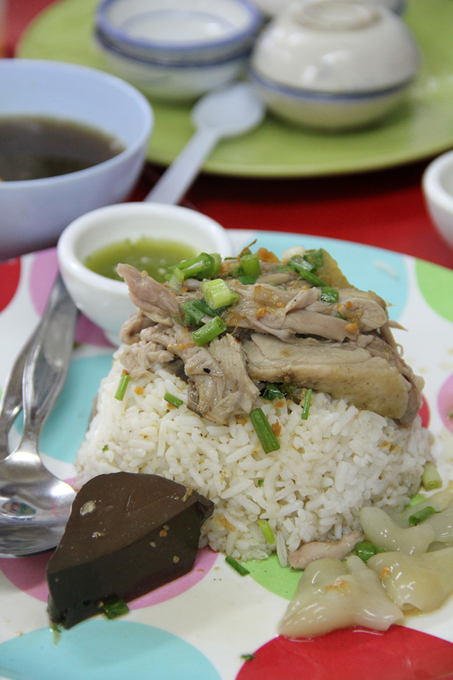 Thai Duck and Rice