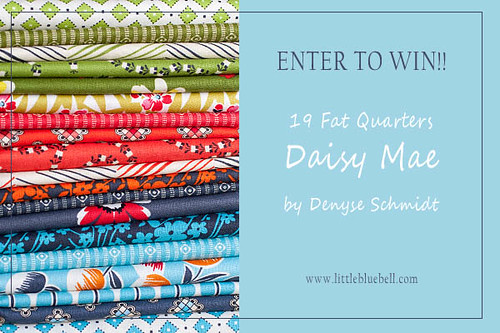 WIN Daisy Mae by Denyse Schmidt