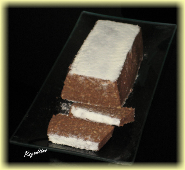 TURRON DE PRALINE DE CHOCOLATE LlGHT