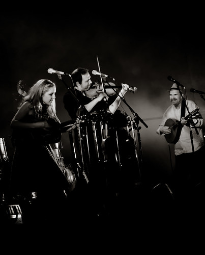Sofia Karlsson, Esbjörn Hazelius och Ale Möller
