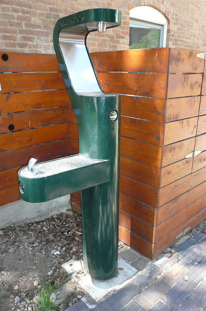 GlobalTap's water  station, Aspen CO, via Flickr