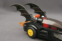 6864 The Batmobile and the Two-Face Chase - Batmobile 8