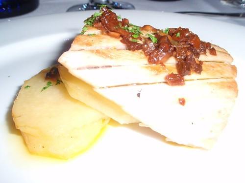 Logroño | Restaurante Le Bistro | Ventresca de bonito a la brasa
