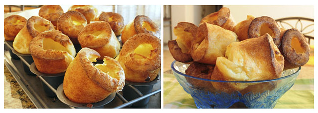 popovers high as the sky