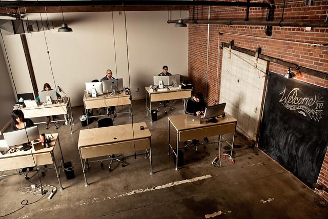 Grain & Mortar Desk